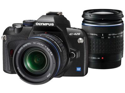 596ea42ff21c Nagyobb teljesítmény, egyszerűbb kezelhetőség - Olympus E-420 ...